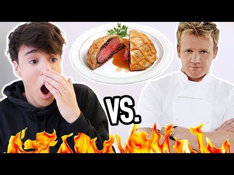 Cover Lagu i made GORDON RAMSAY's most difficult dish STAFABAND