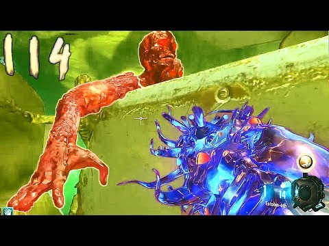 MOST UNFAIR ZOMBIES GAME OVER EVER... Zombies Moments #36 Call Of Duty Black Ops 3 Gameplay