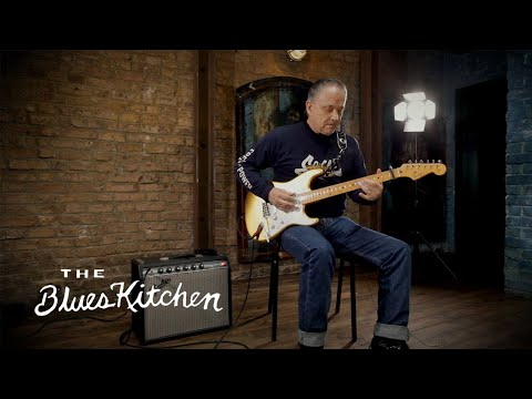 The Blues Kitchen Presents: Jimmie Vaughan 'Six Strings Down' [Live Performance]