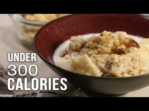 10 Nutritious Methods to Eat Oatmeal Under 300 Calories
