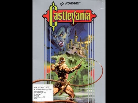 Castlevania (1990, Distinctive Software)