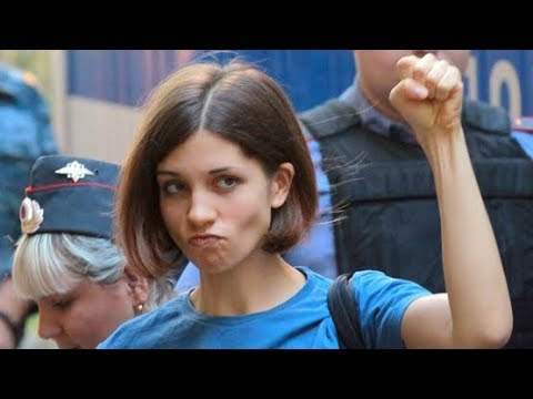 What does it mean to be a Riot Girl? | Nadya Tolokonnikova | One Young World