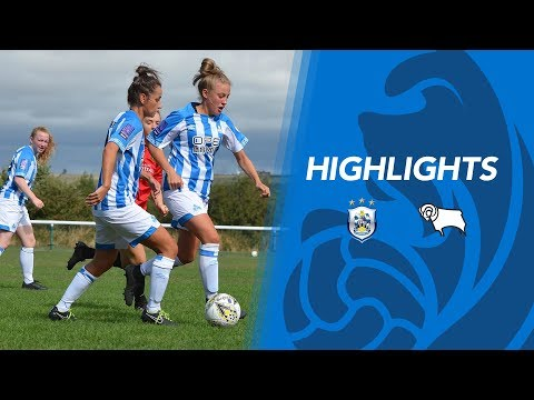 ⚽️ LAST MINUTE WINNER!  HIGHLIGHTS | Huddersfield Town Ladies 3 - 2 Derby County Ladies