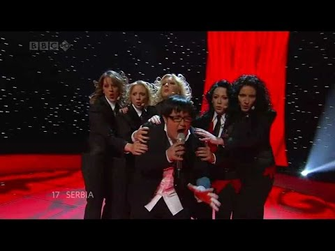 BBC - Eurovision 2007 Final (10 May 2007)