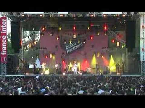 Shantel DISKO PARTIZANI live RIO LOCO Festival Toulouse