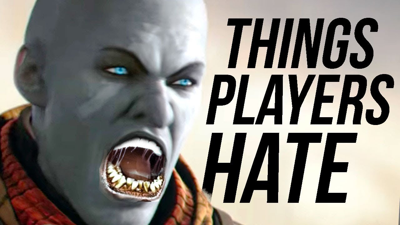 10 Things Destiny 2 Players HATE