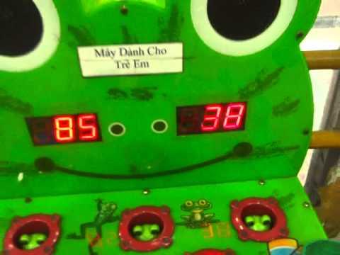 Mang số 38 đến khu game tại siêu thị Coopmart Đinh Tiên Hoàng - Banned from the channel Mister Toony