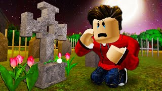 He Lost His Daughter: A Sad Roblox Movie