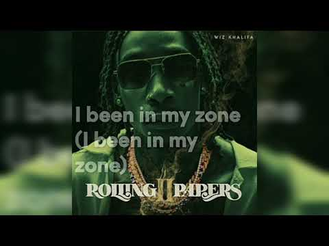 Wiz Khalifa - Homework feat. THEMXXNLIGHT [Lyrics video]