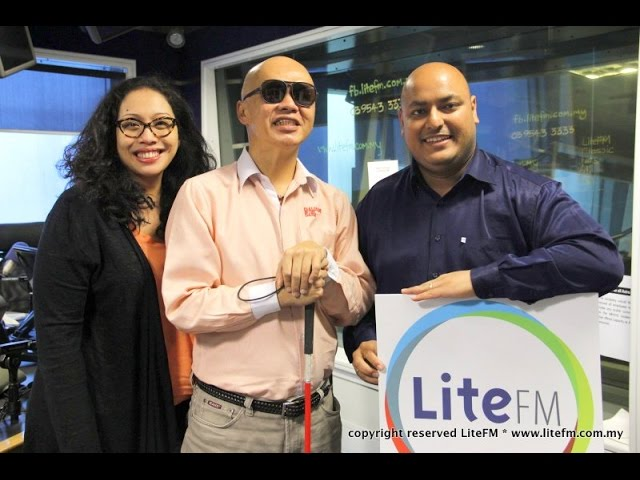 Lite FM interview with Stevens Chan