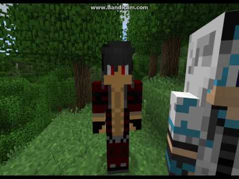 how to make a wolf tail in minecraft