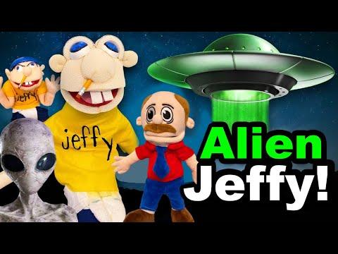 SML Movie: Alien Jeffy!