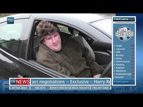 Harry Redknapp (Spoof) Darren Farley