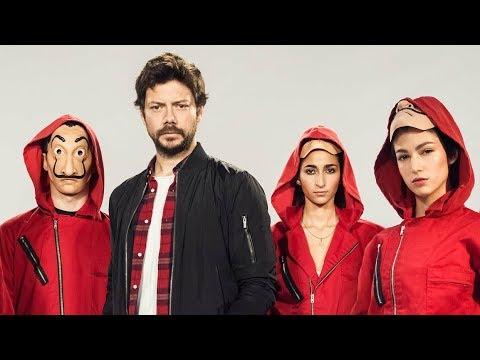 LA CASA DE PAPEL Saison 4 Bande Annonce VF (2020) - YouTube  |La Casa De Papel