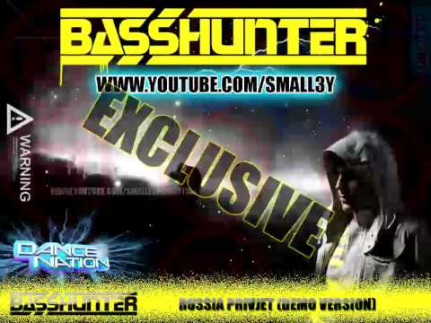 Basshunter  Russia Privjet Demo Version