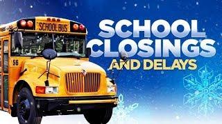 school closings and delays - school closings and delays