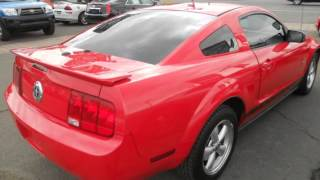 2007 Ford Mustang V6 Deluxe for sale in RENO, NV