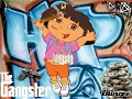 Dora the Explorer IN THE HOOD (East Oakland)