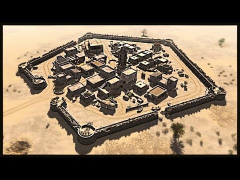 British Tobruk Fort Defense - German Afrika Korps Attack | M