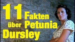 11 FAKTEN über Petunia DURSLEY