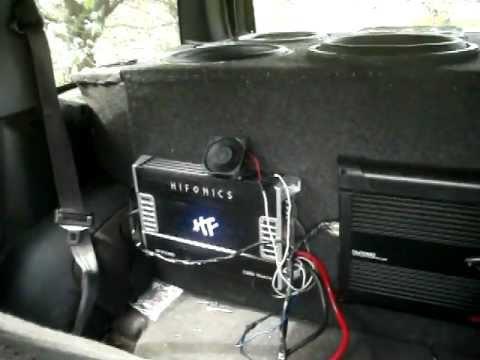 Repeat 4 Hifonics 15s Custom Box by RickTEG - You2Repeat