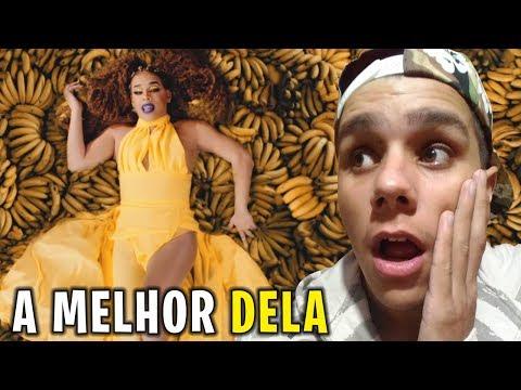 REACT Gloria Groove - Muleke Brasileiro
