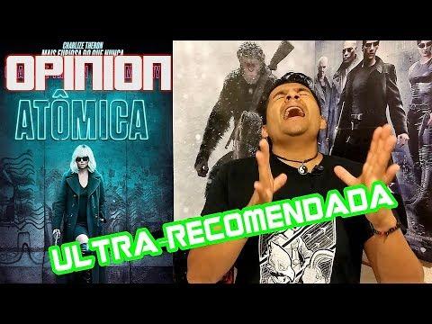 Opinion - Critica ATOMICA / Atomic Blonde ¡¿Por que no puedes dejar de verla?! Review by Cybershow