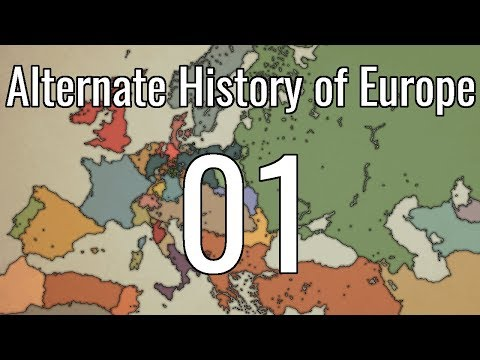 Alternative History of Europe 1# - Sepatarism and Imperialism