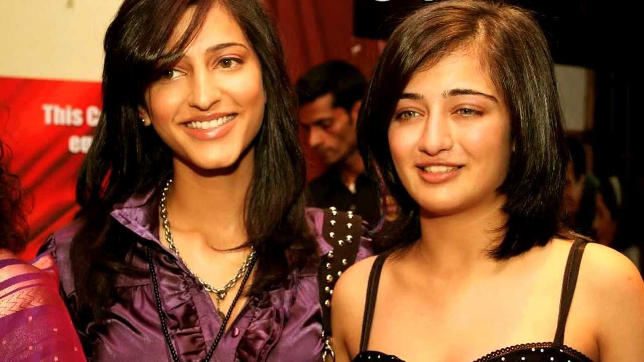Sexy Shruti Hassans Sister Akshara Hassan To Enter Film -3144