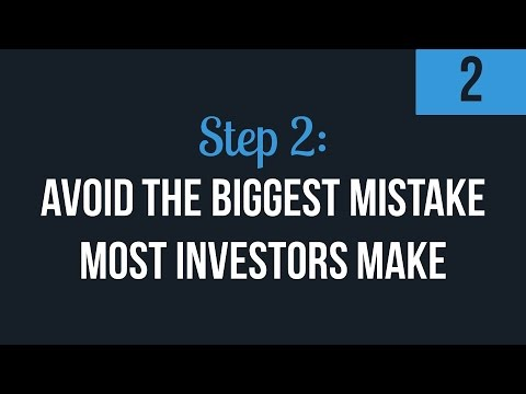 Video 2   Avoid The Mistake Most Investors Make