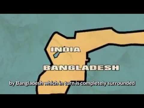 Download Weird India Bangladesh Border