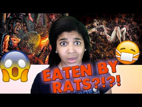 EATEN BY RATS?!?! || 14 MOST GRUESOME TORTURE METHODS REACTION!!!