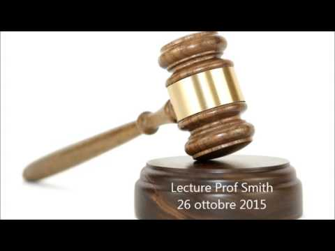 THE EVOLVING COMMON LAW OF CONTEMPT OF COURT - 26 OTTOBRE 2015