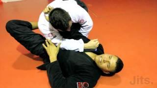 Brazilian Jiu-Jitsu Technique: Guard Attacks Part 1 - AJ Scales - JitsMagazine.com