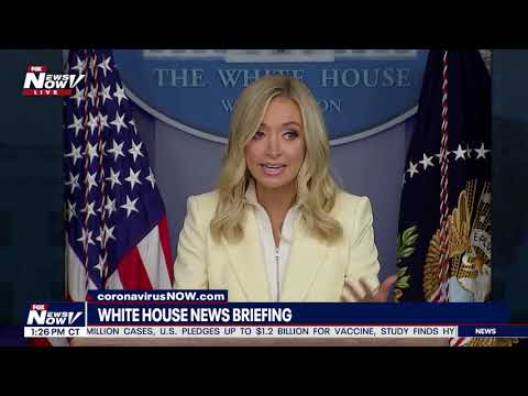 BIG MOMENTS: Kayleigh McEnany FULL BRIEFING 5/22/20