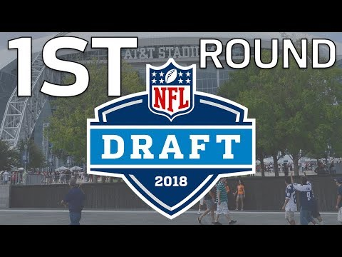 NFL Full First Round Mock Draft with Updated Draft Order   NFL