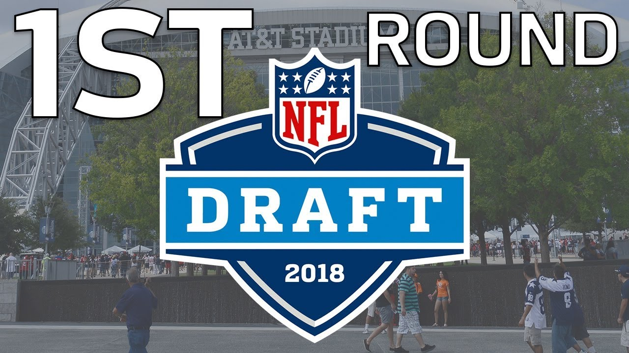 NFL Full First Round Mock Draft with Updated Draft Order   NFL #1