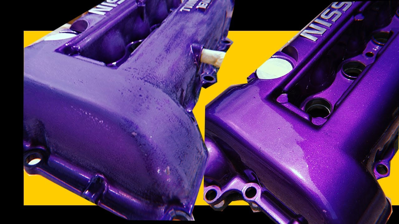 Download SR20 VALVE COVER (Painted)