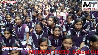 MUMBAI TIMES: School Uttar Bharatiya Sangh Mumbai and Akhil Bharatiya Mahila Empowerment Trust, Dona