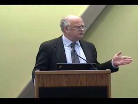 IU PTI - Dr. Thomas Sterling - 2009 Inaugural Peebles Memorial Lecture Seriese