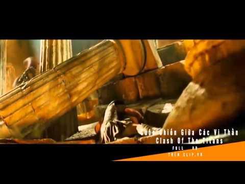 CUỘC CHIẾN GIỮA CÁC VỊ THẦN - Phim Hành Động Hay (Teaser)