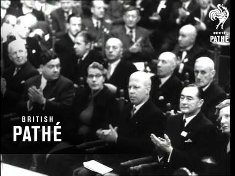 2nd Congress Of Europe (1953)