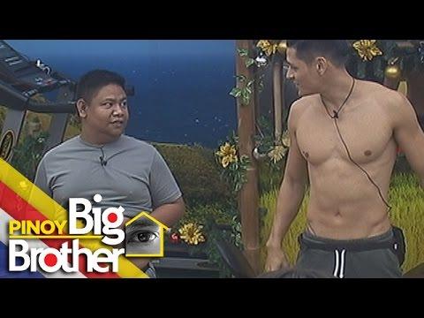 PBB 7 Day 148: Hideo at Nonong, niyaya sa yoga ang mga housemates