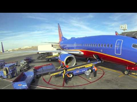 southwest airlines ramp agent