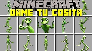 Minecraft-DAME DU COSITA MOD l CREATE PORTAL-TO-DAME DU COSITA! l-Modded Mini-Game