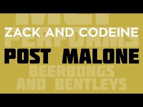 Zack and Codeine - Post Malone cover by Molotov Cocktail Piano