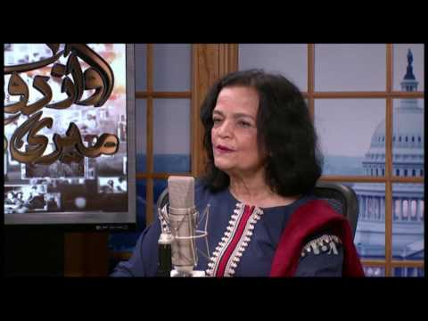 Jahanzaib Awan interview with Anees Bazmee & Shahnaz Aziz at Voice of America