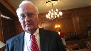 University of Illinois President Robert Easter