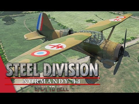 3rd APT Round 2! Steel Division: Normandy 44 - Tarsh IV vs P