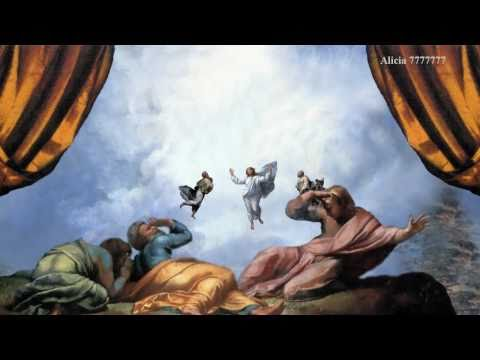 The Transfiguration by Raphael - 3D